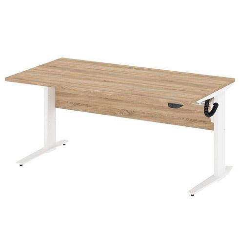 RIO skrivebord med træbordplade